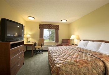 Supertel Inn & Conference Center Creston IA King Room