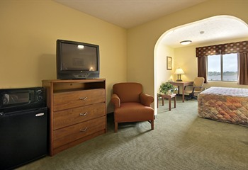 Supertel Inn & Conference Center Creston IA Suite