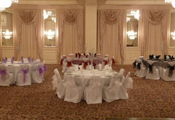 Banquet and Meeting Rooms
