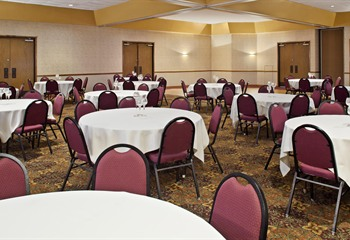 Best Western Fairfield IA Banquet Hall
