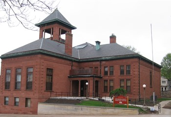Heritage Center Museum, Burlington Iowa