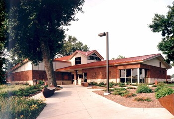 Sergeant Bluff Welcome Center (IDOT)
