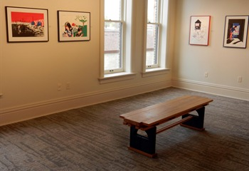 Club Room Gallery at CSPS Hall