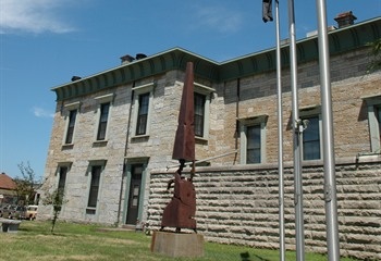 The 1857 Old Jail Museum