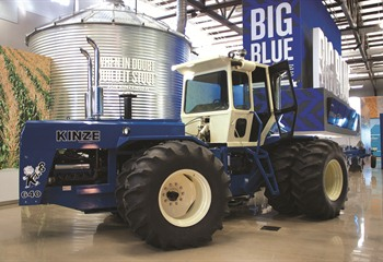 Big Blue - Twin Engine, 640HP