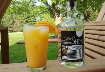 Iowa Shine Whiskey