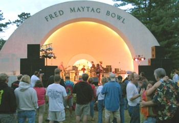 Fred Maytag Bowl