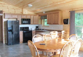 King Cabin Kitchen