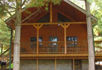 Des Moines Shopping >> Cabins at Willow Lake Recreation Area - Woodbine, Iowa ...
