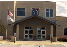 Montgomery County Family YMCA Front Entrance