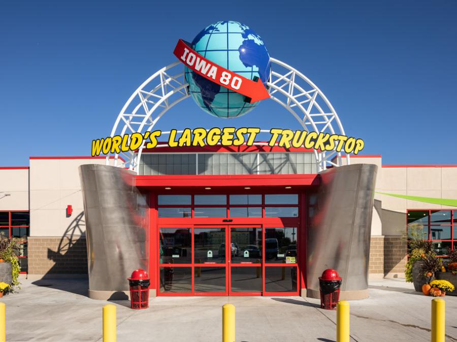 Iowa 80 Truckstop - Walcott, Iowa | Travel Iowa | #ThisIsIowa