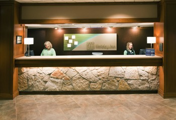 Holiday Inn & Suites Northwest Des Moines Front Desk