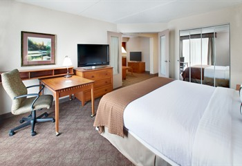 Holiday Inn & Suites Northwest Des Moines Junior Suite
