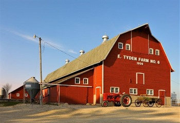 Tyden Farm No. 6 Tours