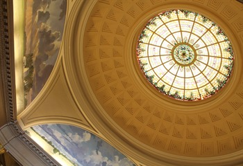The World Food Prize,The Original Dome Skylight