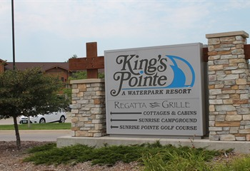 King's Pointe Waterpark Resort Storm Lake IA