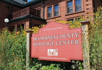 Des Moines County Heritage Center