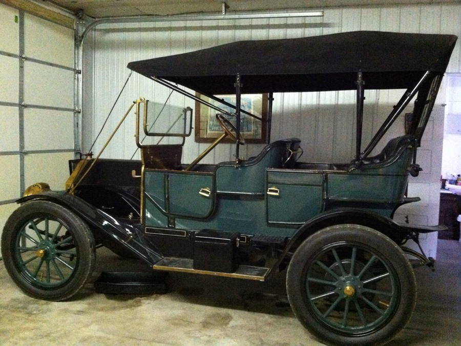 Refurbished 1911 Carter Automobile