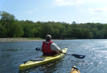 Canoe/Kayak on the Cedar River