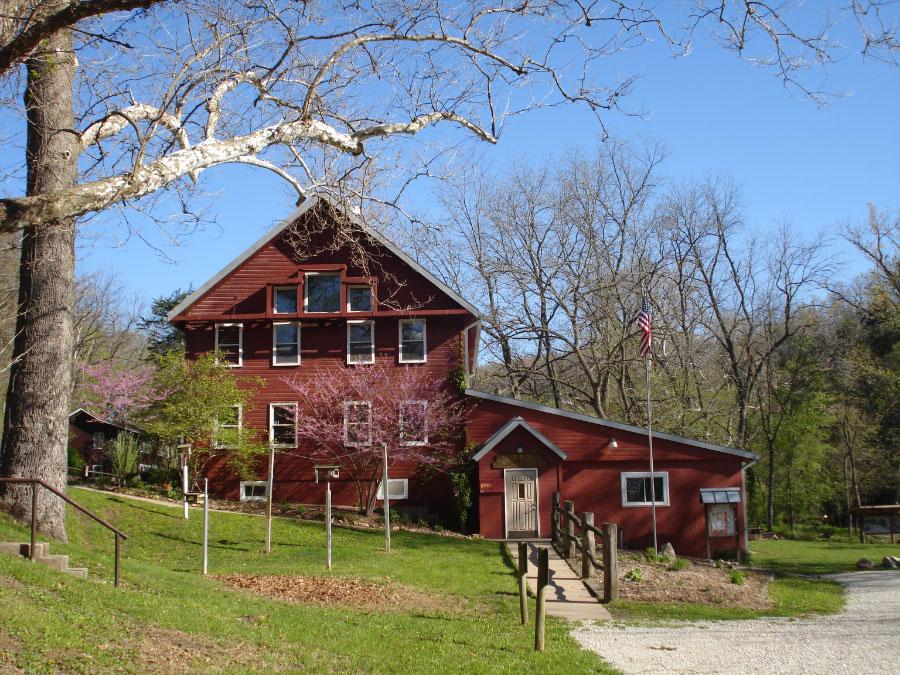 Starr's Cave Park and Preserve - Burlington, Iowa | Travel Iowa