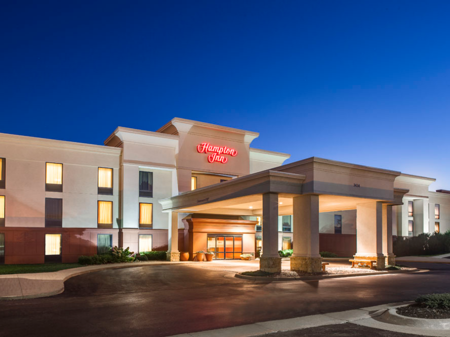 Hampton Inn Dubuque Ia