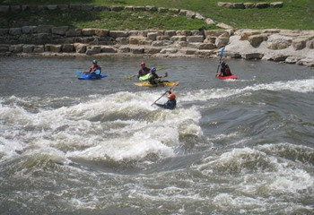 Whitewater Course