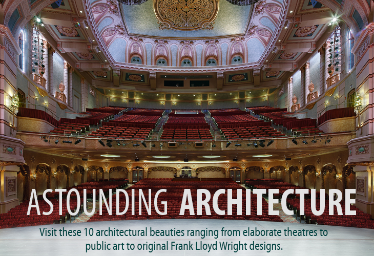Astounding Architecture