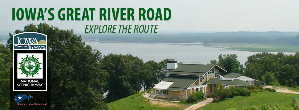 Iowa's Great River Road: Explore the Route