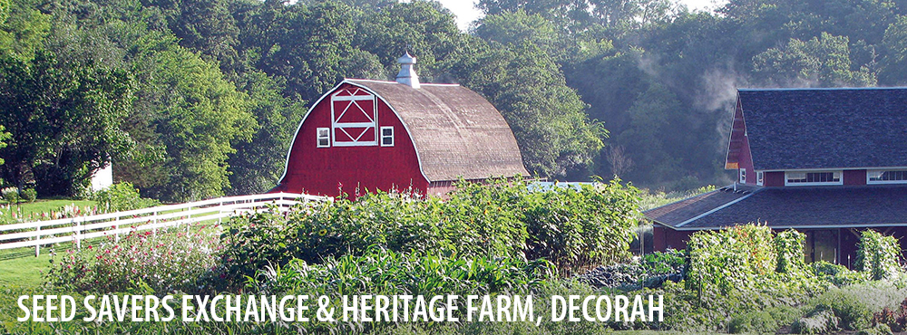 Seed Savers Exchange & Heritage Farm