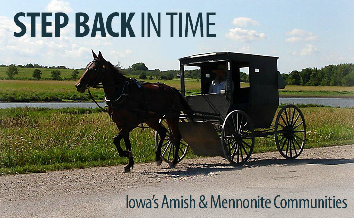 Iowa's Amish & Mennonite Communities