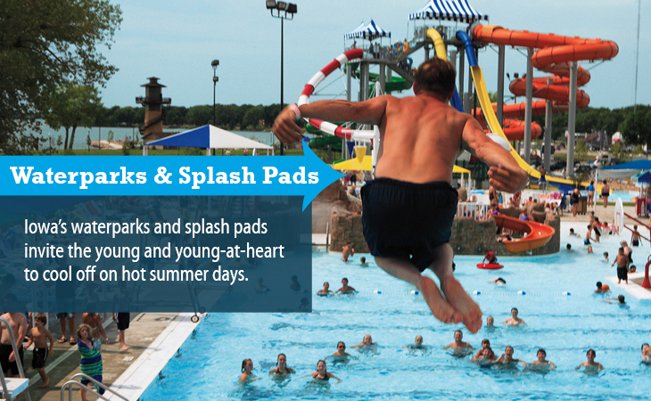 Waterparks & Splash Pads