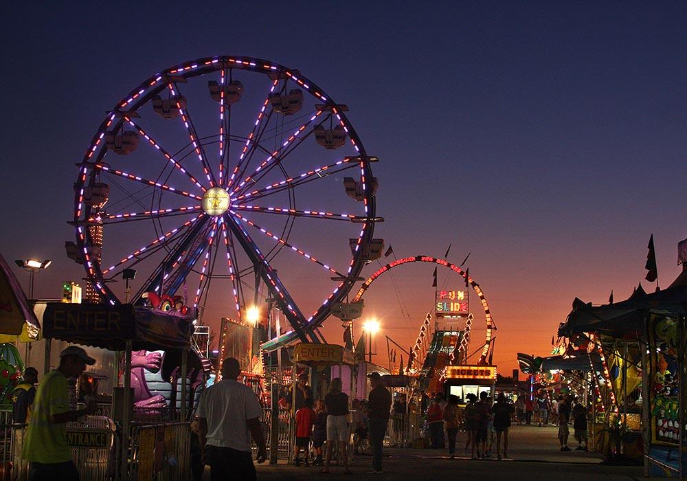 Iowa S County Fairs