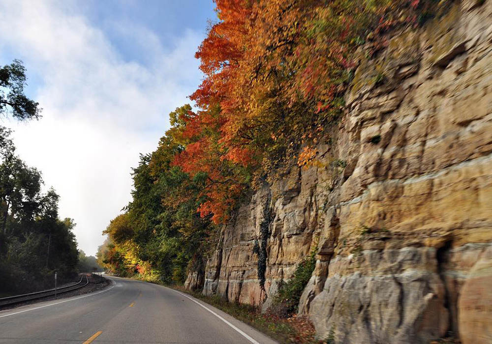 Travel Iowa Tourism Map Travel Guide Things to Do Iowa State Parks