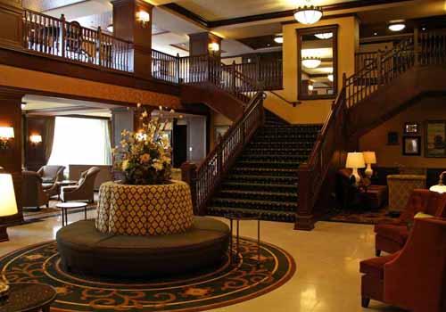 Iowa S Historic Hotels
