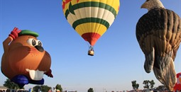 Indianola National Balloon Classic