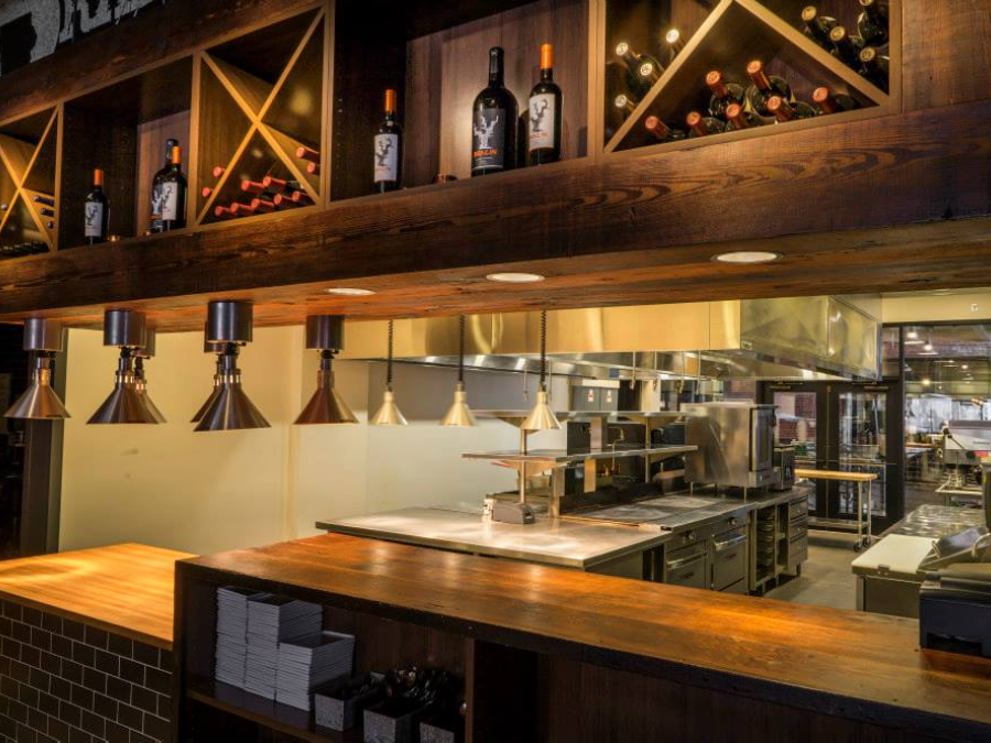 Brazen Open Kitchen Bar Dubuque Iowa Restaurants