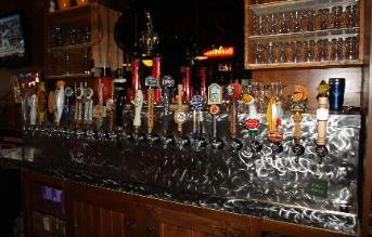 23 Beers on Tap