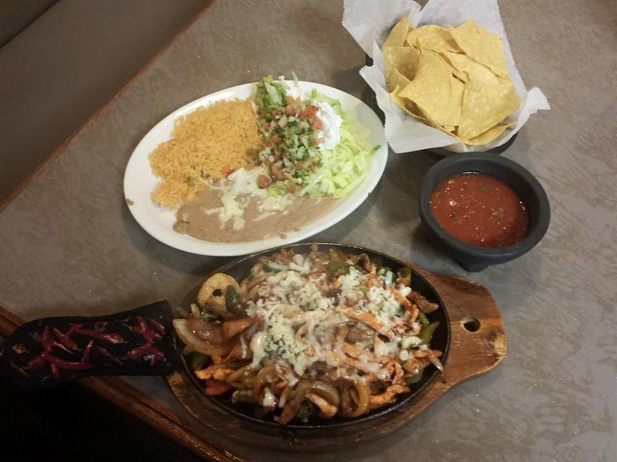 Lavilla Mexican Restaurant Guthrie Center Iowa