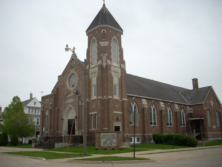 Yes Heritage Events Center Is Located In A Church