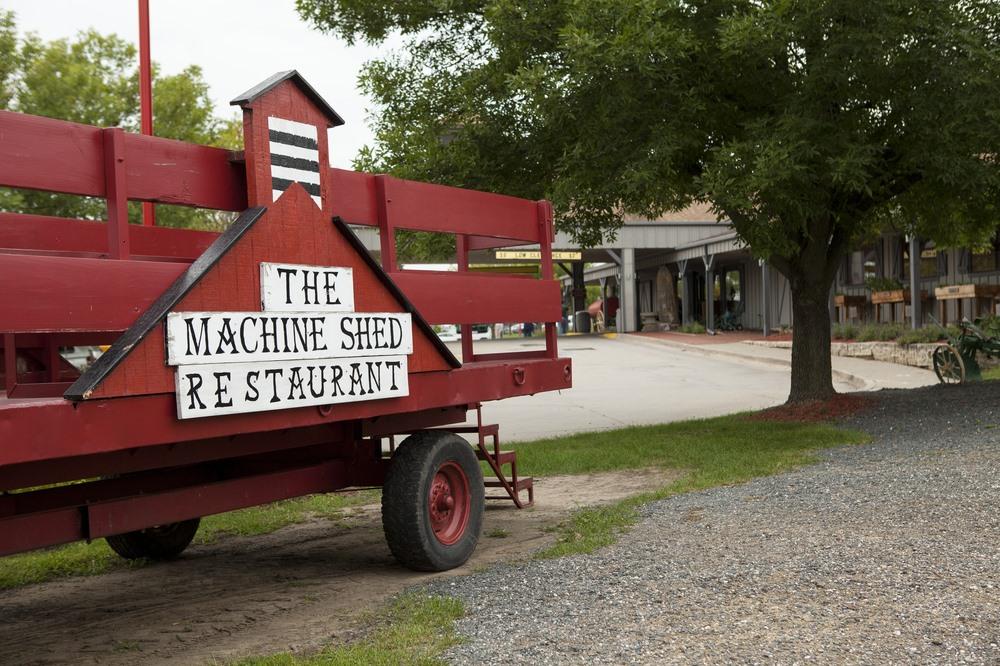 machine shed urbandale